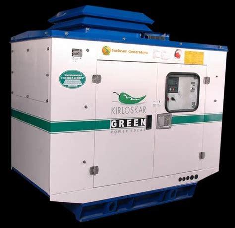 Kirloskar Generator Manual 15 Kva