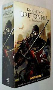 Knights Of Bretonnia Warhammer Omnibus By Anthony Reynolds 2011 03 29