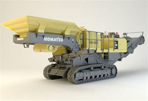 Komatsu Galeo Br380jg 1e0 Mobile Crusher Service Repair Shop Manual S N 2001 And Up
