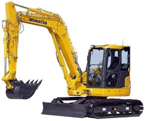 Komatsu Pc88mr 8 Hydraulic Excavator Operation Maintenance Manual S N 5001 And Up