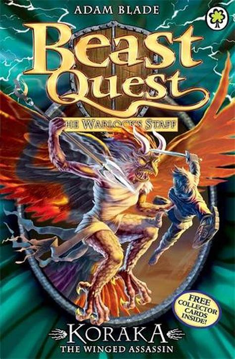 Koraka The Winged Assassin Series 9 Book 3 Beast Quest 51 English Edition