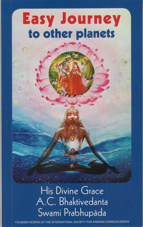 Krishna Book Store Devotional Books Easy Journey To Other Planets
