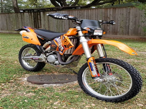 Ktm 450 Exc 2003 2007 Manual