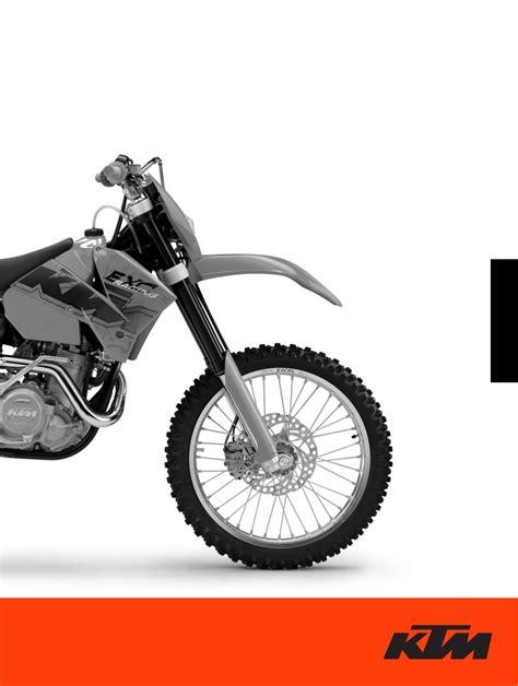 Ktm 525 Xc 2015 Repair Manual