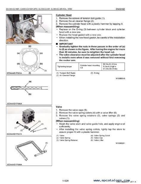 Kubota Ea300 Service Manual