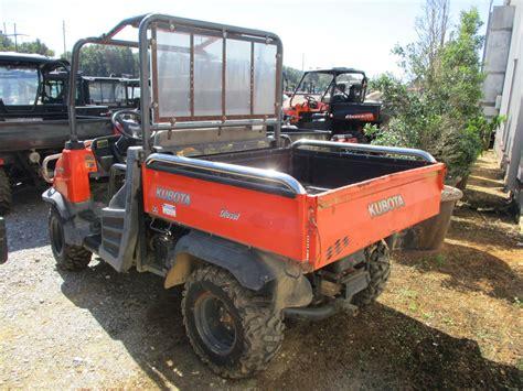 Kubota Rtv 900 Side By Side Service Manual