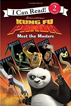 Kung Fu Panda: I Can Read (I Can Read Book 2)