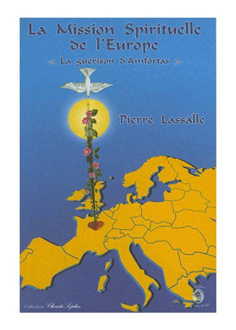 L'Europe spirituelle