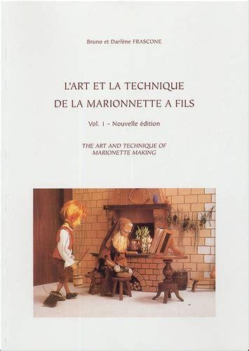 L'art et la technique de la marionnette à fils