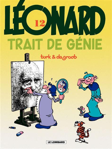 Léonard, tome 12 : Trait de génie
