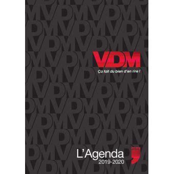 L Agenda Vdm 2019 2020