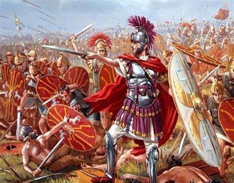 L Armee Romaine Une Armee Modele