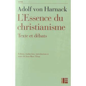 L Essence Du Christianisme Textes Et Debats