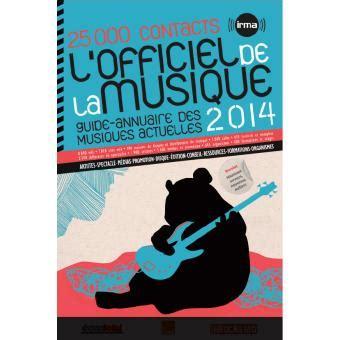 L Officiel De La Musique 2014