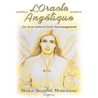 L Oracle Angelique Jeu De 50 Cartes Et Livret D Accompagnement