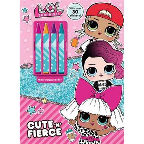 L.O.L. Surprise! Cute 'n' Fierce