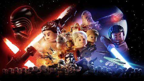 LEGO®  STAR WARS The Force Awakens