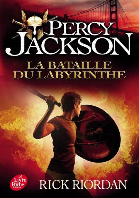 La Bataille Du Labyrinthe Percy Jackson Tome 4