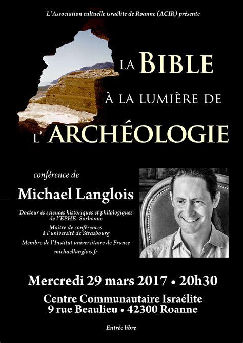 La Bible A La Lumiere De Larcheologie