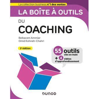 La Boite A Outils Du Coaching 3e Ed
