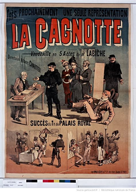 La Cagnotte Eugene Labiche