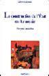 La Construction De Letat En Armenie Un Enjeu Caucasien