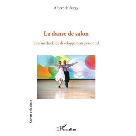 La Danse De Salon Une Methode De Developpement Personnel
