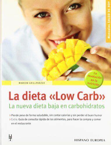 La Dieta Low Carb Salud De Hoy