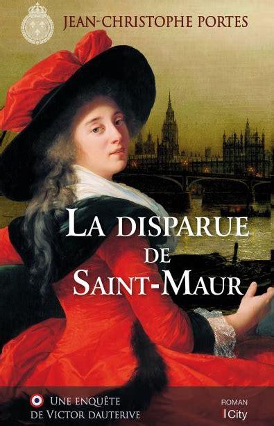 La Disparue De Saint Maur