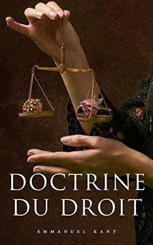 La Doctrine Du Droit De 1812