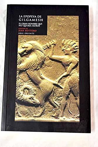 La Epopeya De Gilgamesh Los Mejores Clasicos Spanish Edition