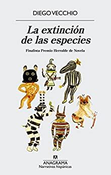 La Extincion De Las Especies Narrativas Hispanicas No 598