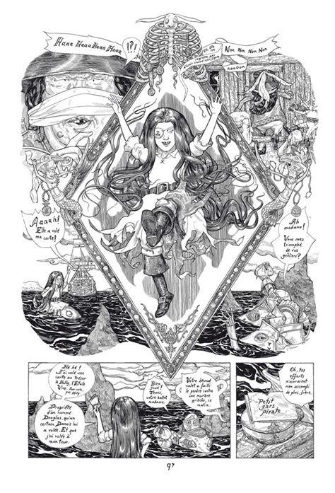 La Fille Maudite Du Capitaine Pirate T01