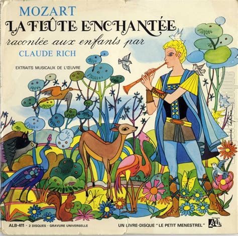 La Flute Enchantee Racontee Aux Enfants