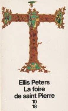 La Foire De Saint Pierre Grands Caracteres