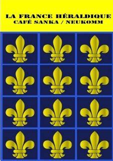 La France héraldique Tome IV Dessins héraldiques Fred Neukomm