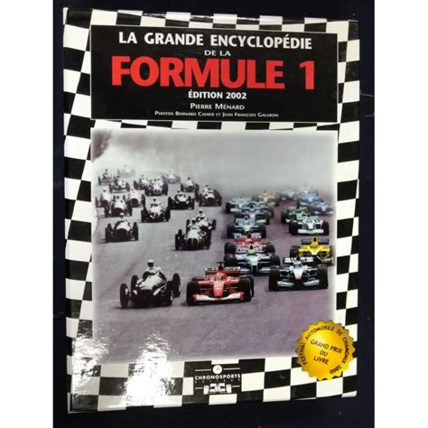 La Grande Encyclopedie De La Formule 1 Coffret En 3 Volumes