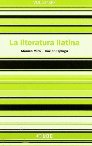 La Literatura Llatina Vullsaber
