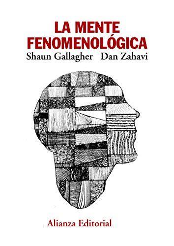 La Mente Fenomenologica El Libro Universitario Manuales