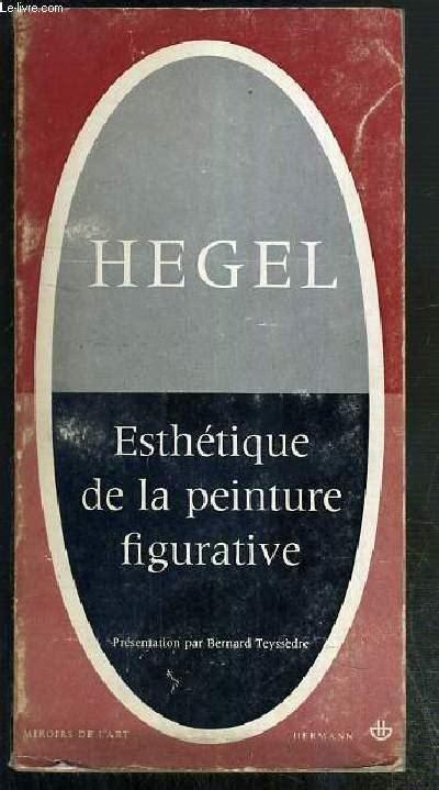 La Peinture Esthetique Hegel