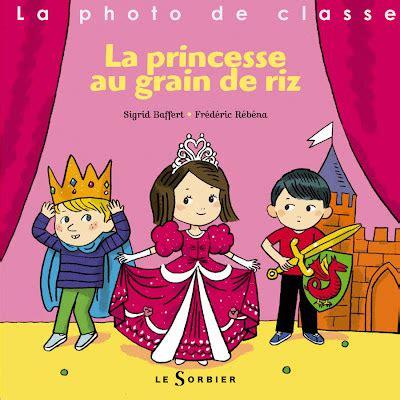 La Princesse Au Grain De Riz