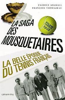 La Saga Des Mousquetaires La Belle Epoque Du Tennis Francais Documents Actualites Societe
