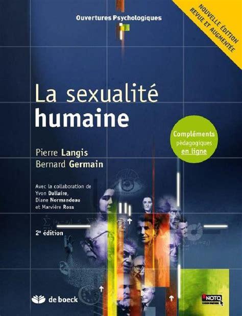 La Sexualite Humaine