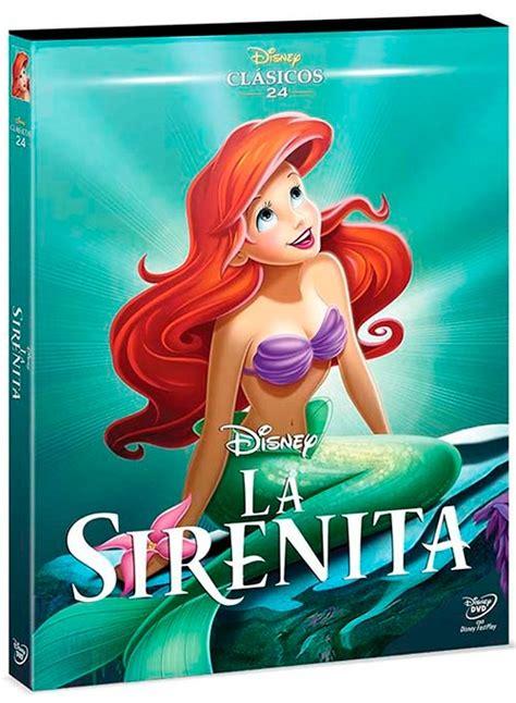La Sirenita Clasicos Disney