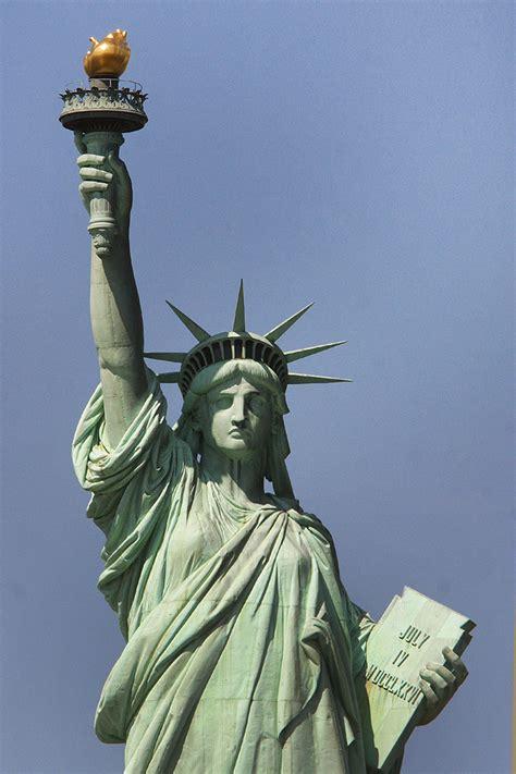 La Statue De La Liberte Le Defi De Bartholdi