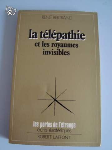La Telepathie Et Les Royaumes Invisibles