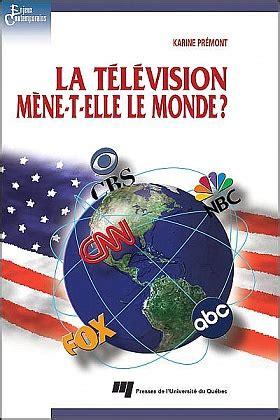 La Television Mene T Elle Le Monde