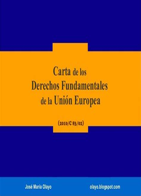 La Unión Europea y la Protección de los Derechos Fundamentales (Monografías)