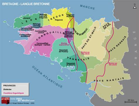La langue bretonne
