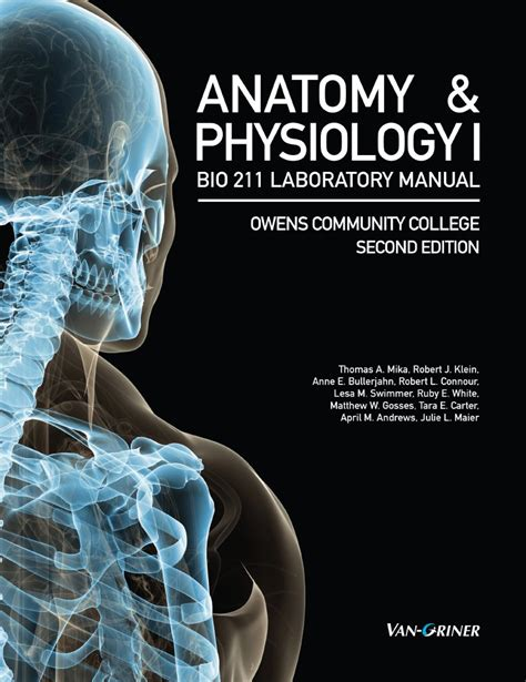 Lab Manual Anatomy Physiology Van Putte